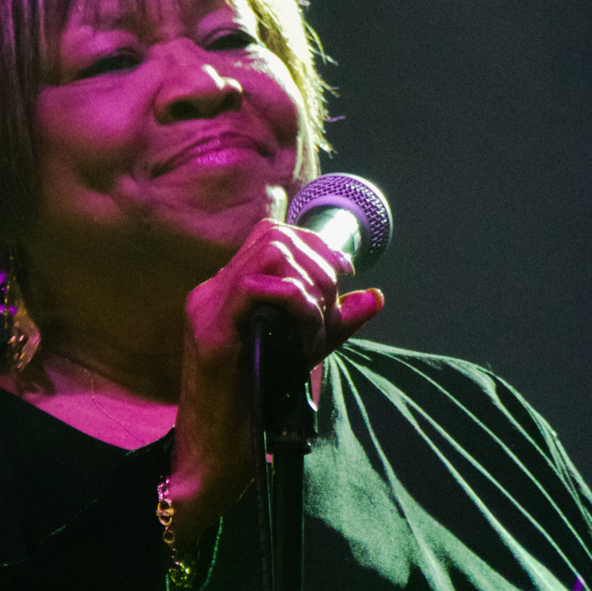 """At the beginning of her eighth decade of singing truth, Mavis Staples has delivered If All I Was Was Black (ANTI- Records), ten songs about America today, where the present is filled with ghosts of the past. """"Nothing has changed,"""" Mavis said in early August, just days before the world watched neo-Nazis march with swastika flags in Charlottesville, Virginia, as a young woman was murdered. """"We are still in it."""""""