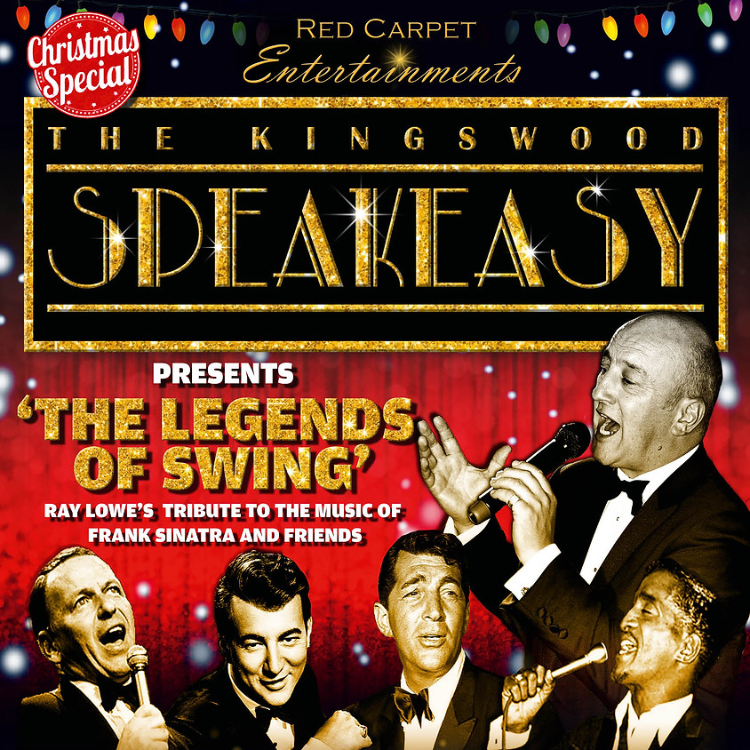 THE LEGENDS OF SWING CHRISTMAS SPECIAL