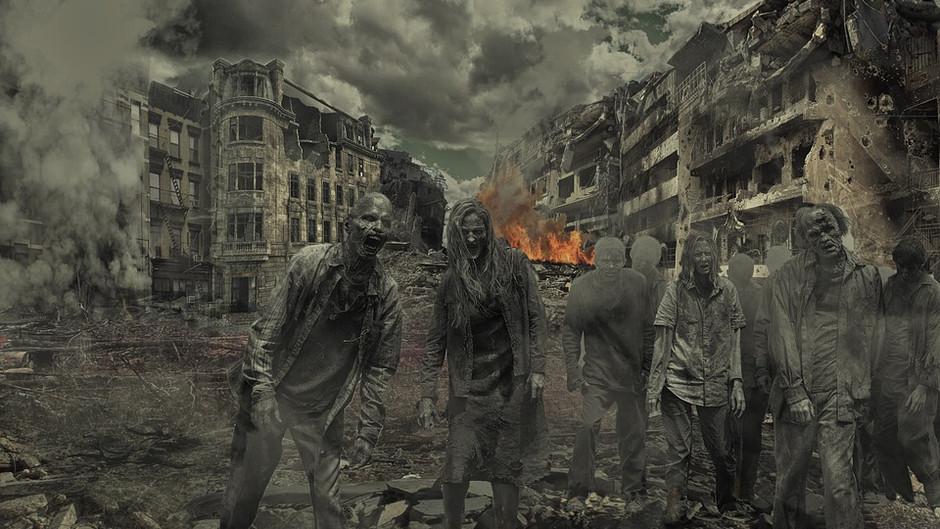 אנחנו סוף העולם - המתים המהלכים