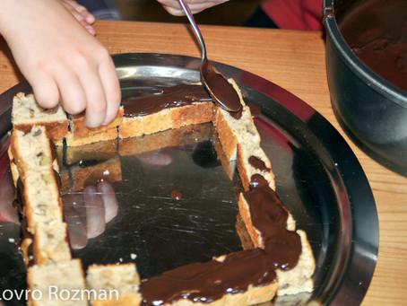 Kako smo zidali torto