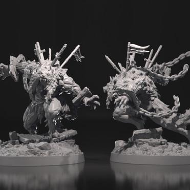 Werewolf 35mm Miniature Hero Set Exclusive.jpg