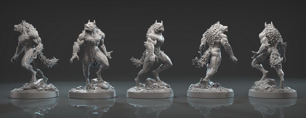 Werewolf Squad Mode 1