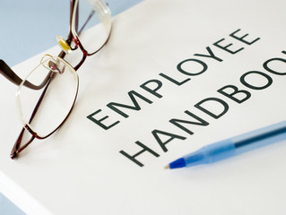 Employee Handbooks:  Why they are Important