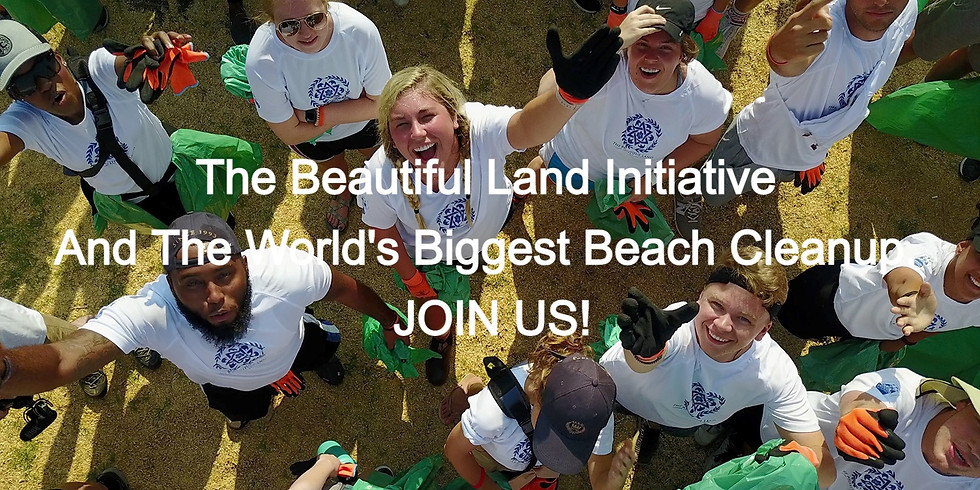 BLI and the world's biggest beach clean up