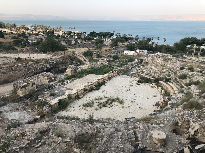 Roman Theatre, Tiberias Israel