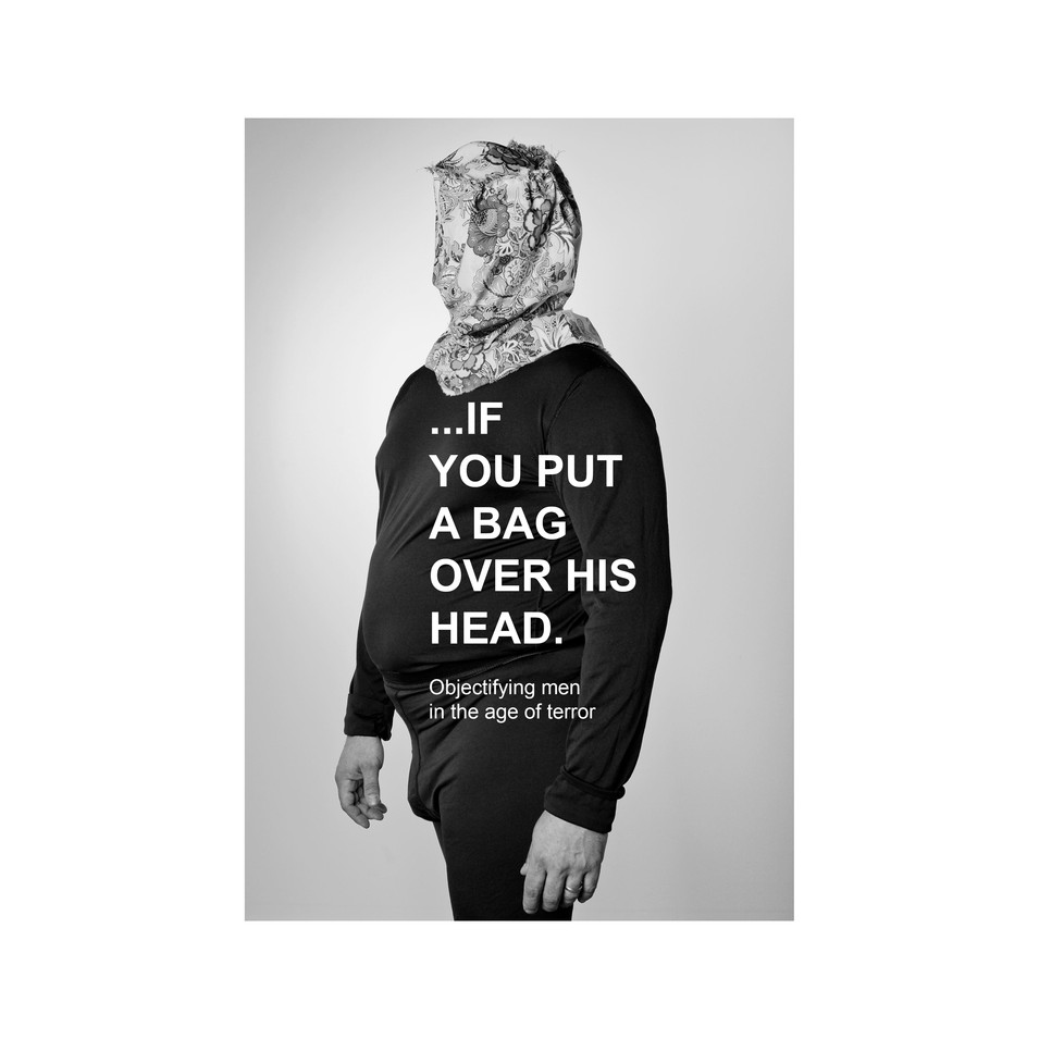 Zine: If You Put a Bag Over His Head