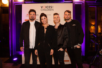Pre Party Voices for Children 2019-Kate