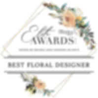 2019 Elite Award Winner _ Floral Designe