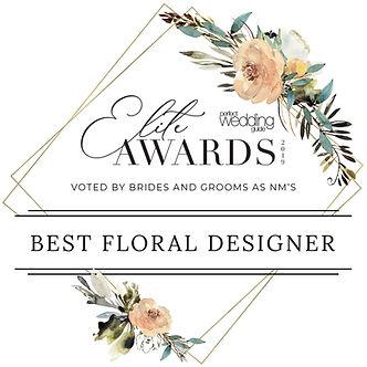 2019 Elite Award Winner _ Floral Designe