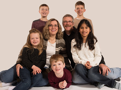 Family Session Creation Fee