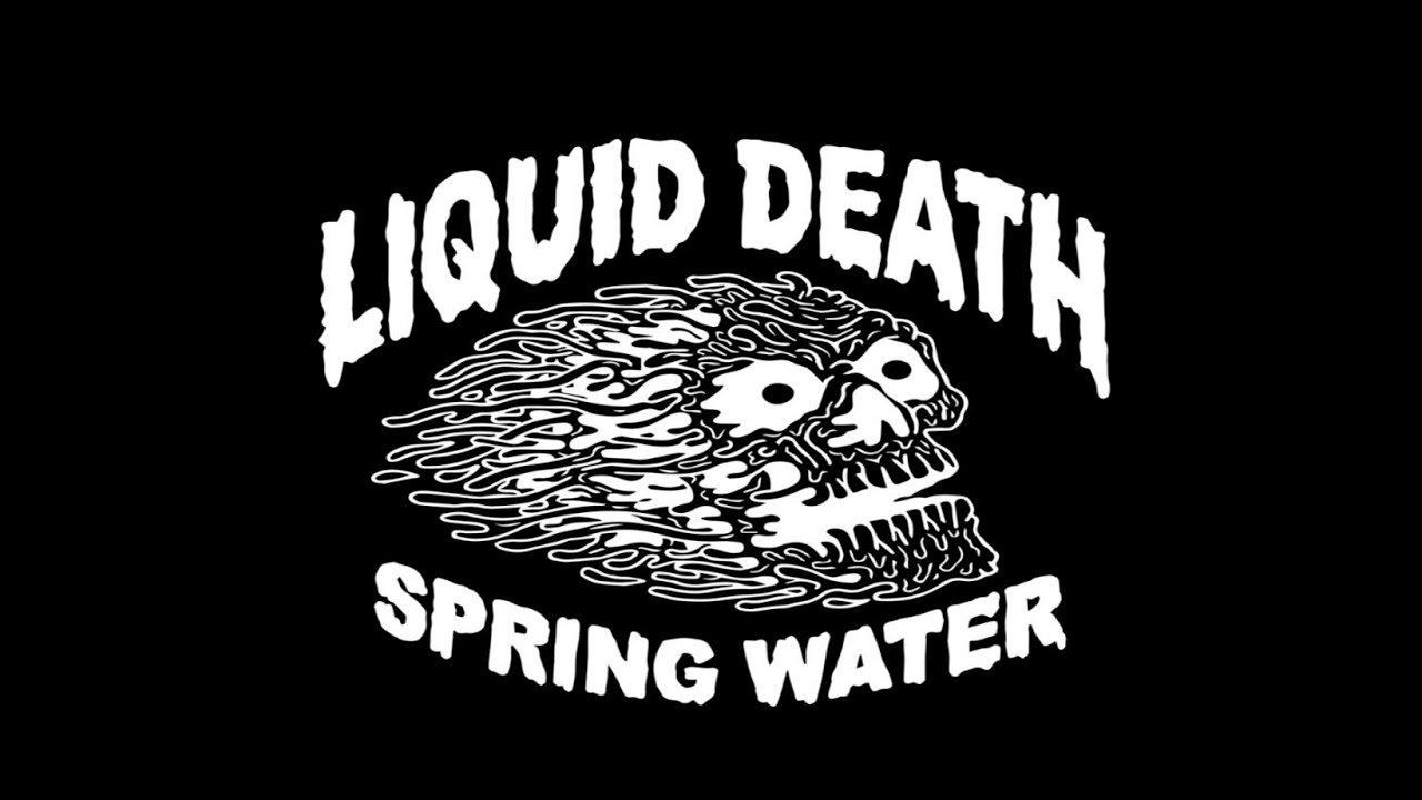 Liquid Death Spring Water