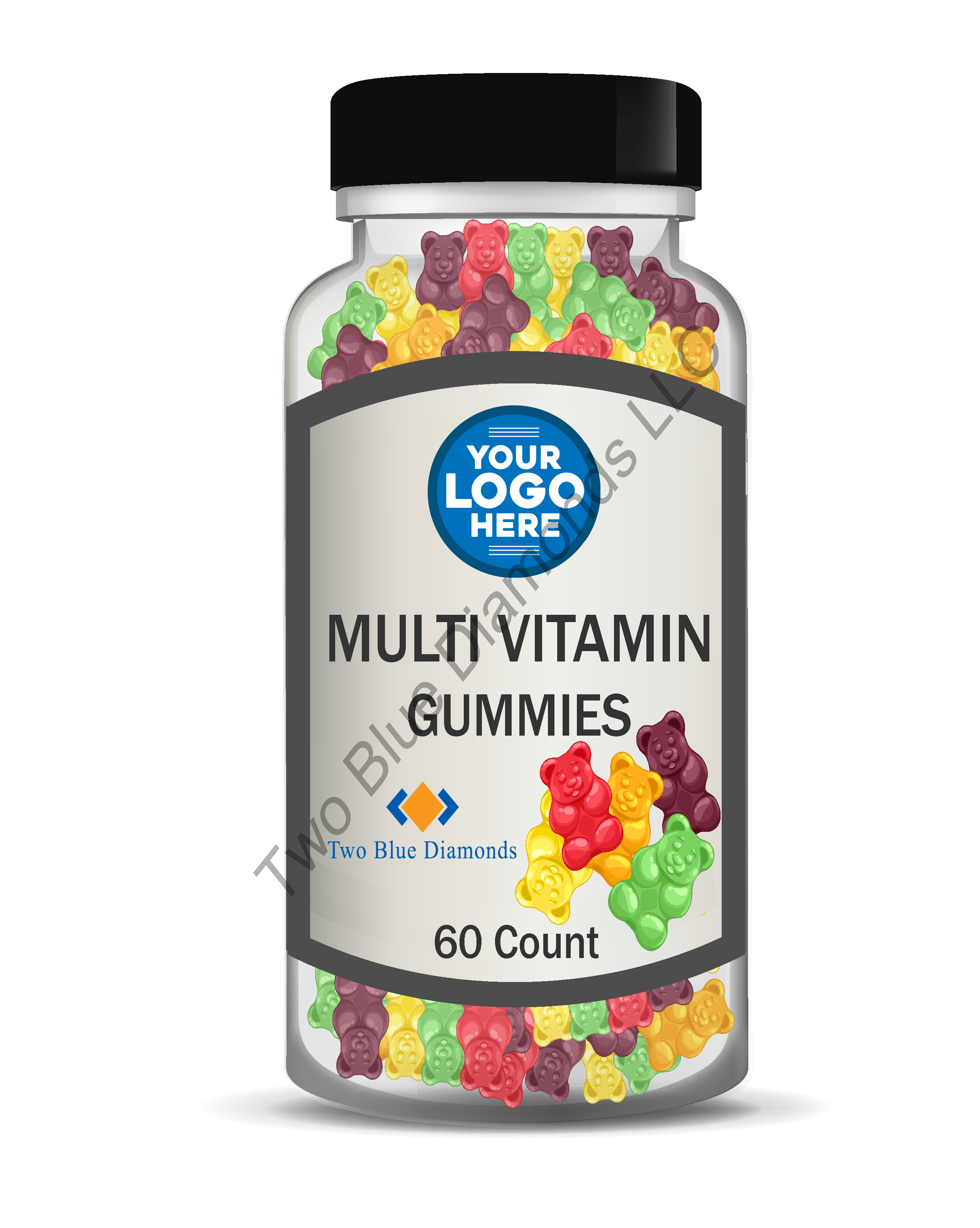 Daily Multi Gummy Vitamins