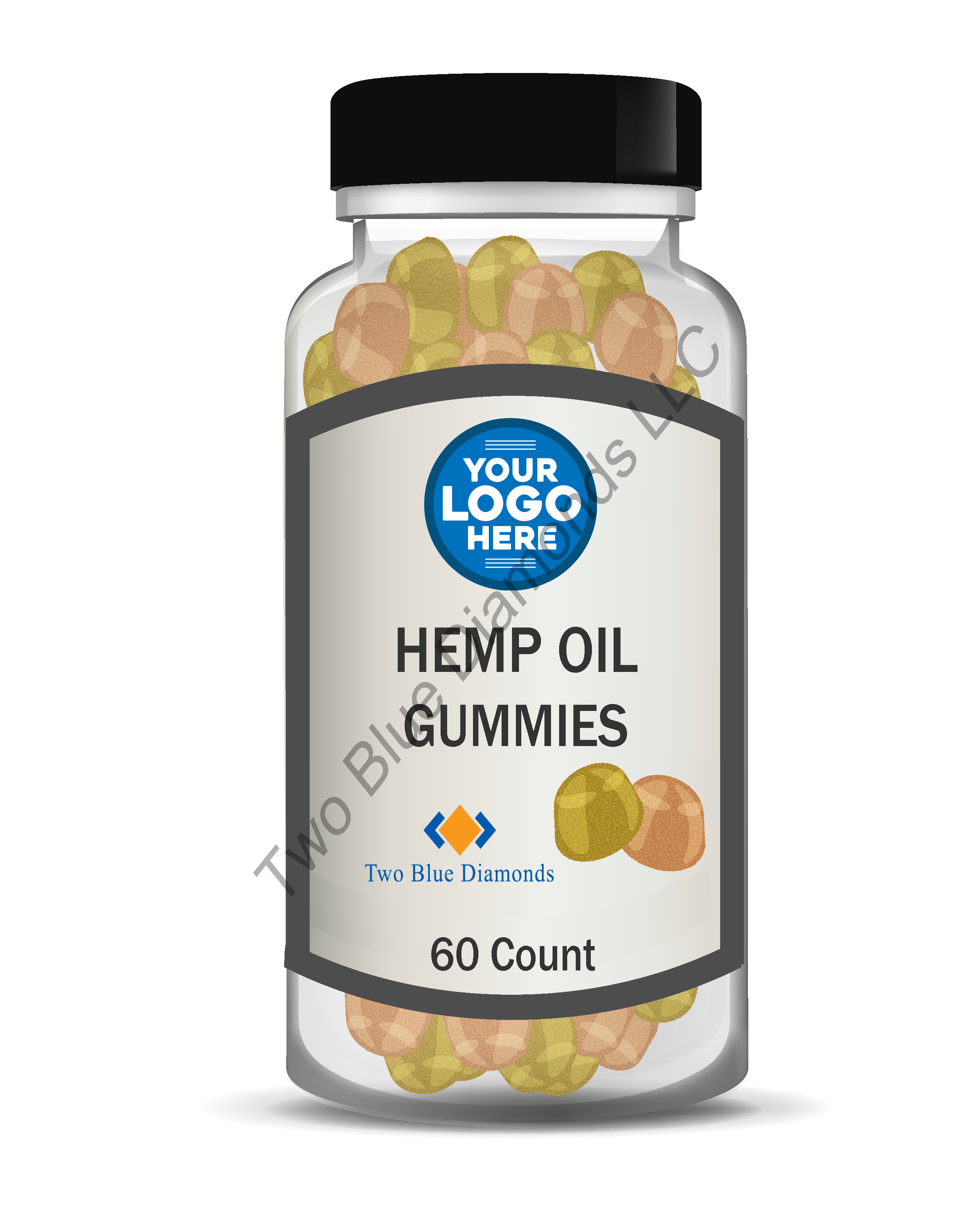 Hemp Oil Gummy Vitamins