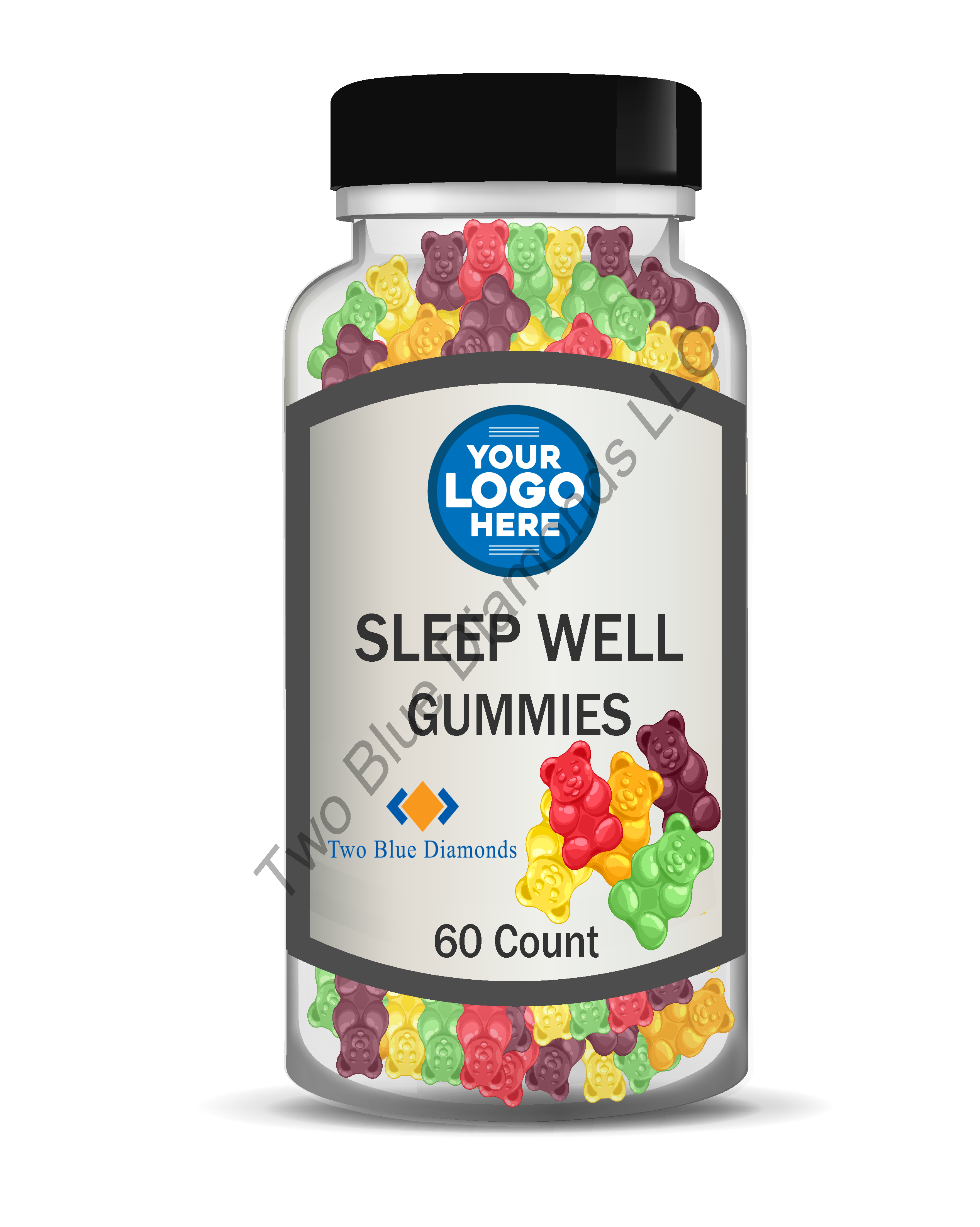 Sleep Well Gummy Vitamins
