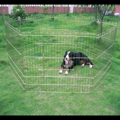6 Panelli Köpek Çiti - Puppy Pen