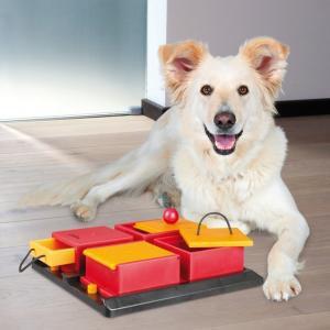 Trixie Zeka Oyuncağı Poker / Dog Puzzle
