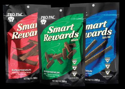 Pro Pac Smart Rewards Yumuşak Ödül
