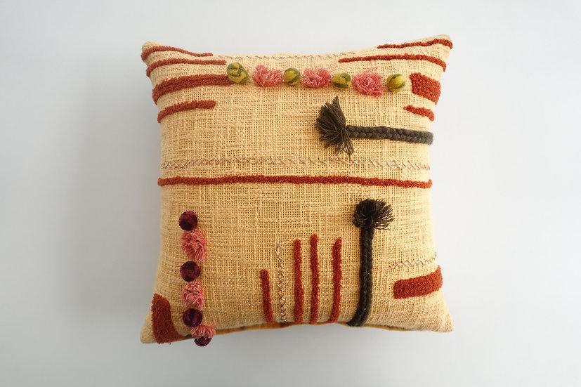Scythe Dori Cushion Cover