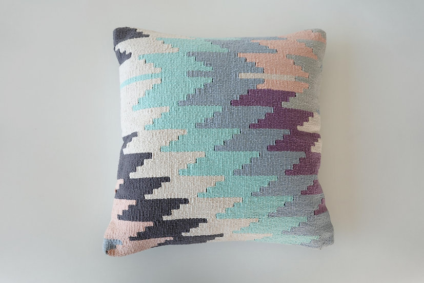 Woven Cludo Cushion Cover