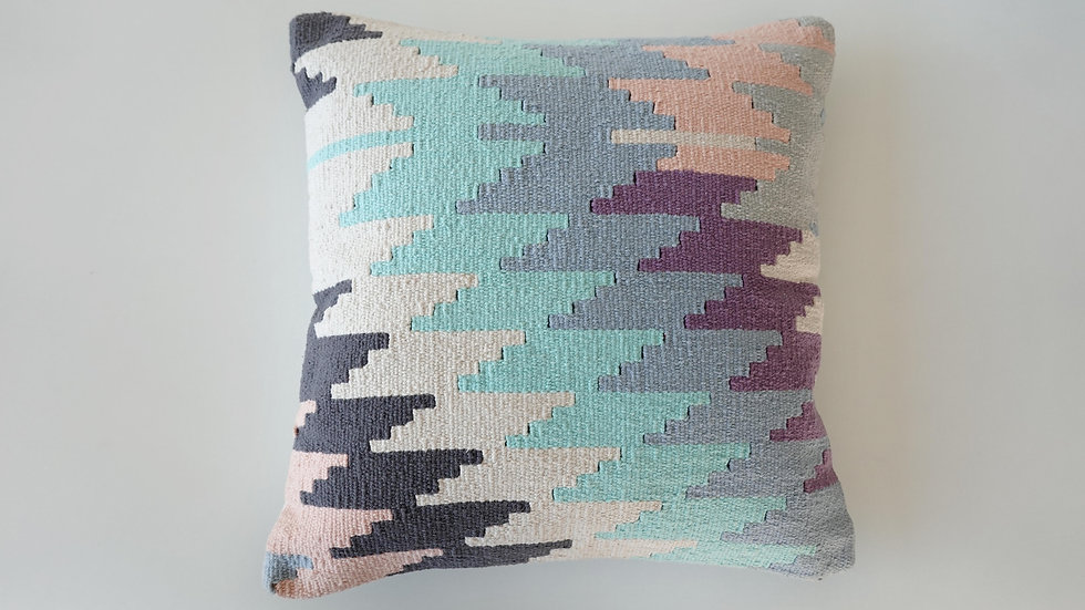 Woven Cludo Cushion Cover