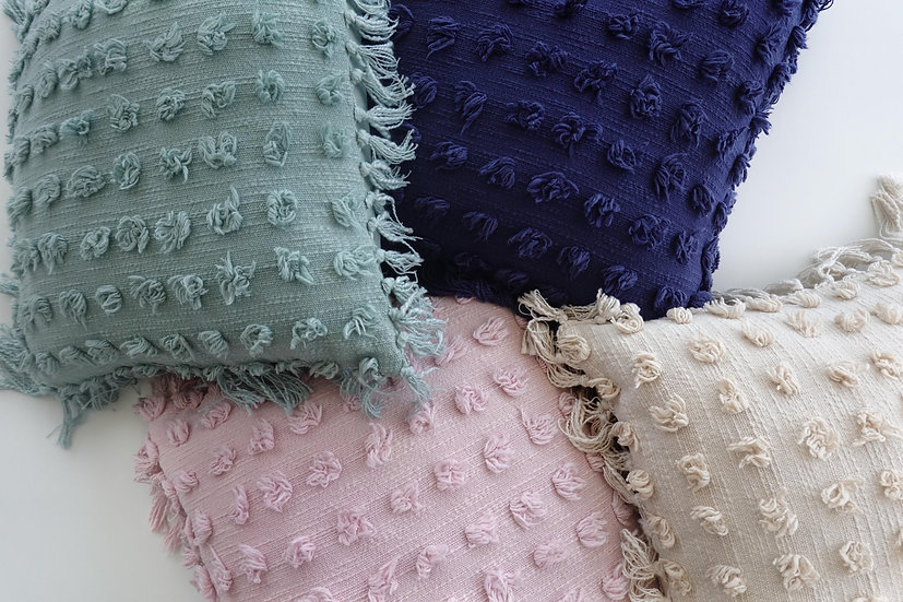 Frilly Mae Cushion Covers