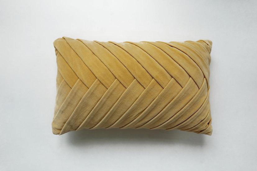 Velvet Caden Pillow Cover