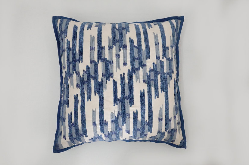Embroidered Ultra Pillow Cover