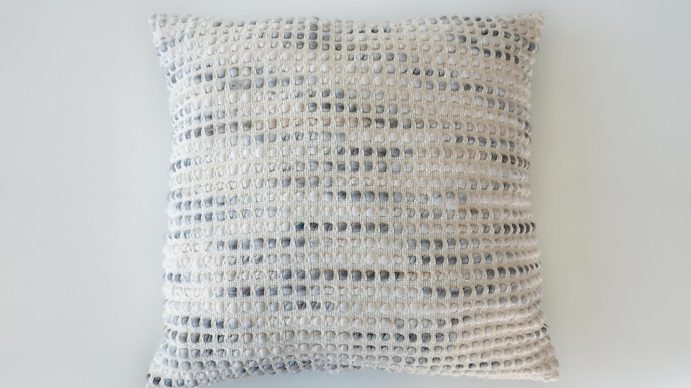 Woven Cleo Pillow Cover