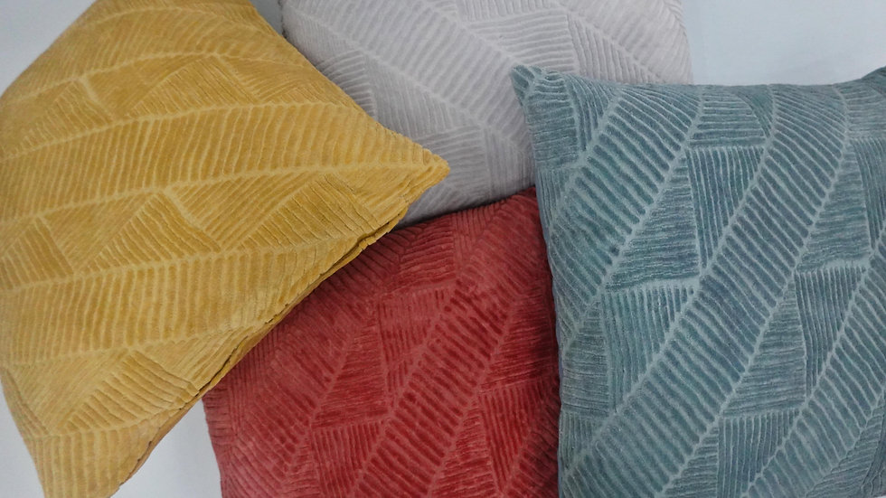 Striped Keri Cushion Covers