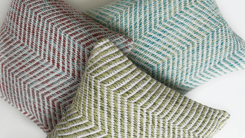 Woven Wix Pillow Covers