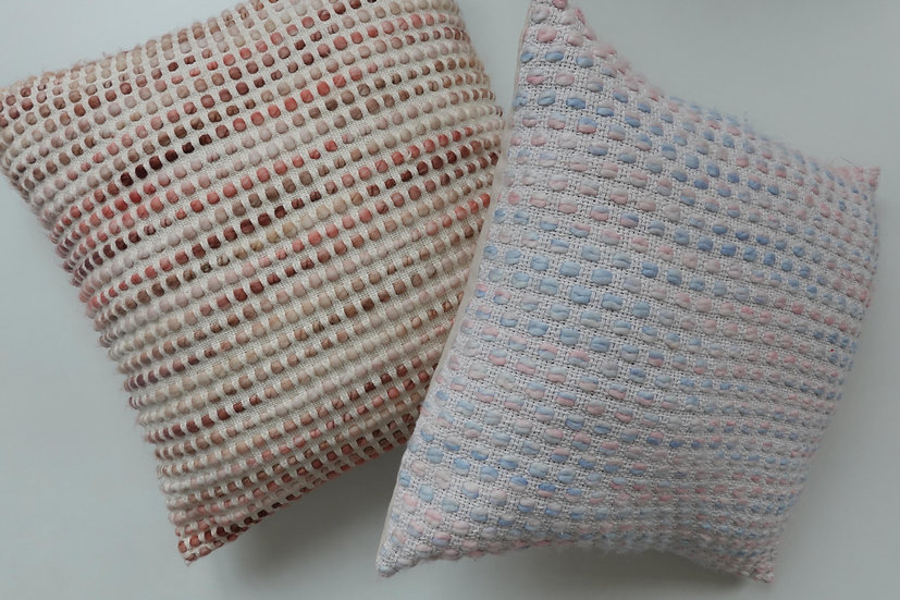 Woven Cleo Pillow Covers