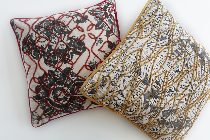 Chrissy Cushion Covers