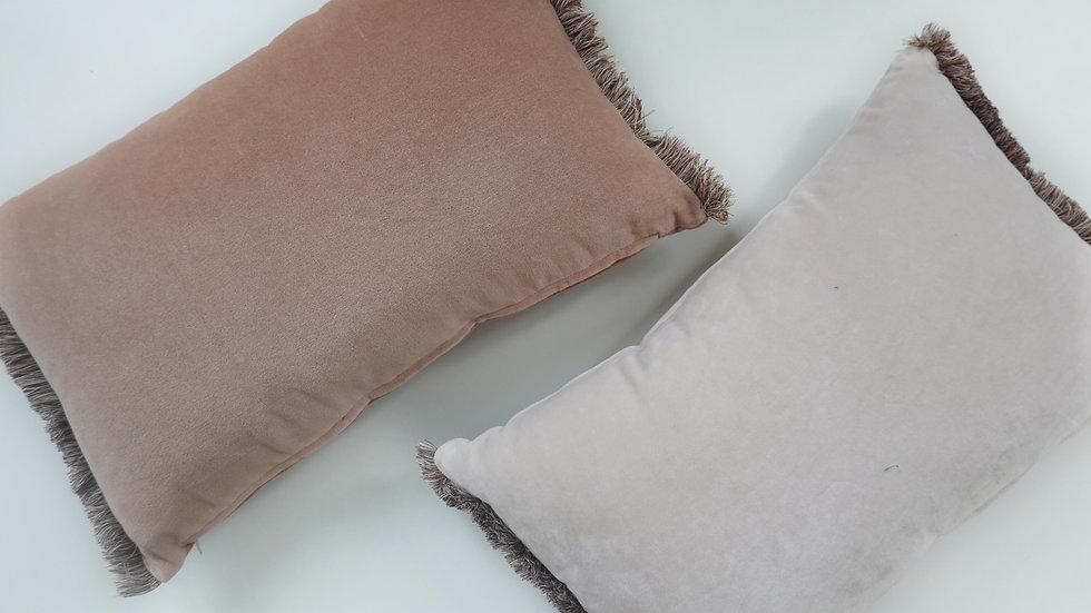 Velvet Cara Pillow Covers