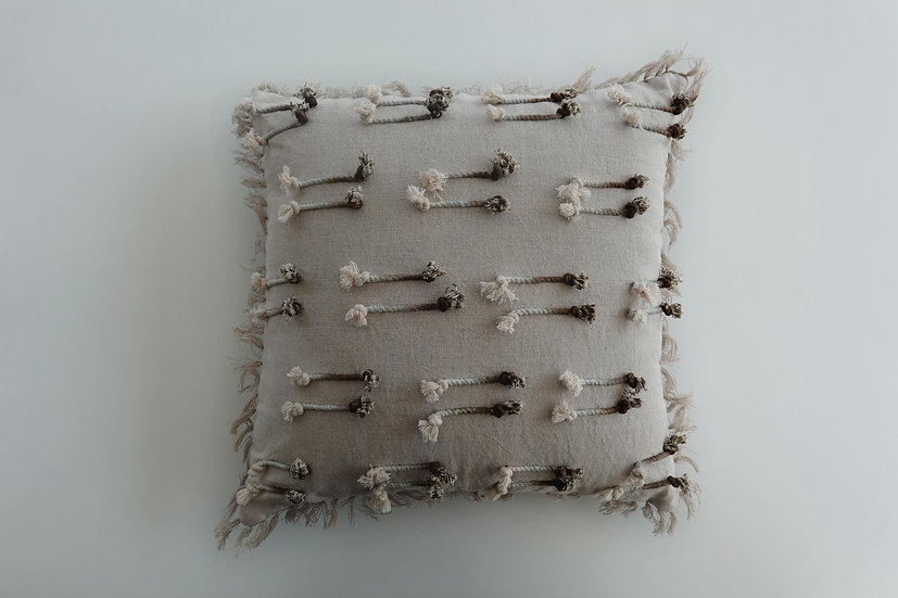 Ash Dori Cushion Cover