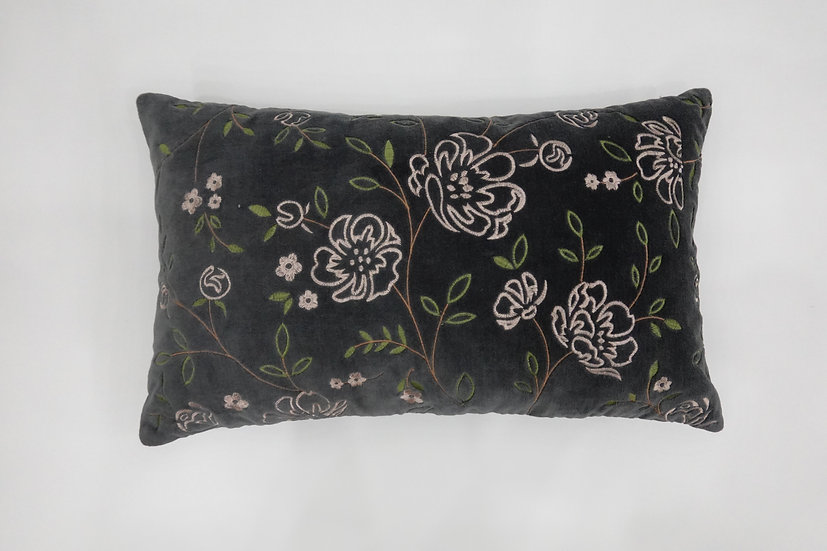 Embroidered Felicity Cushion Cover