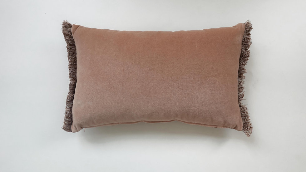 Velvet Cara Pillow Cover