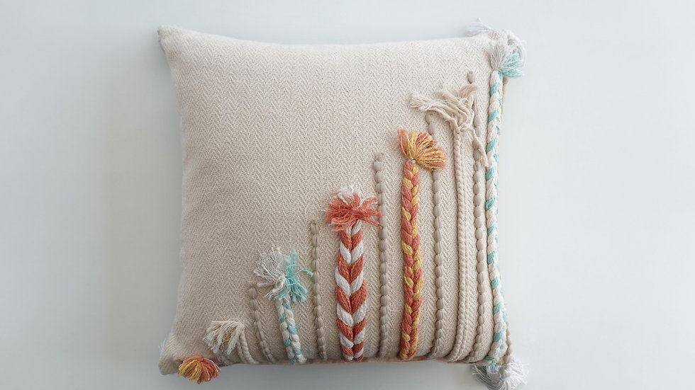 Gardenia Dori Cushion Cover