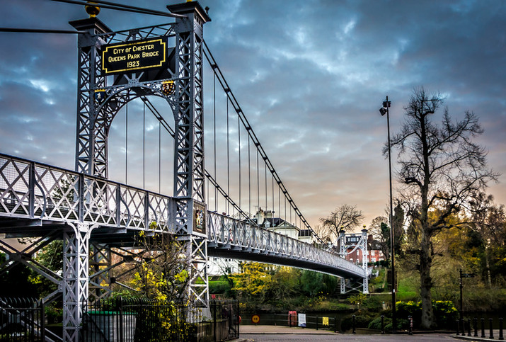 Chester Suspension Bridge