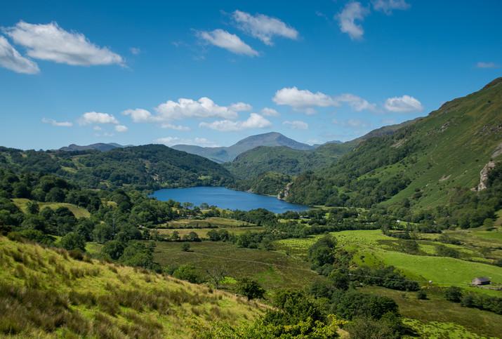 Llyn Gwynant, Snowdonia, North Wales