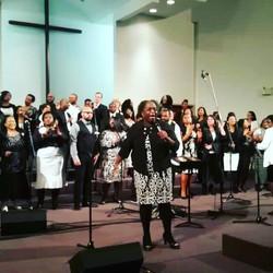 Real gospel choir#torontomasschoir
