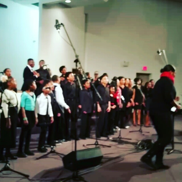 #PowerUp youth Choir