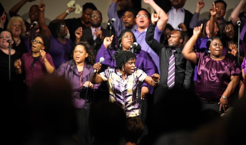 Toronto Mass Choir
