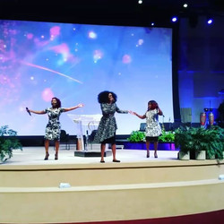 The Campbell Sisters at The Prayer Palace _thecampbellsisters