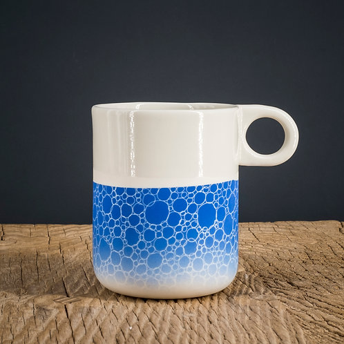 Mug bleu 2