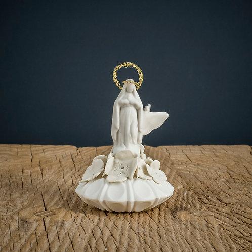 Vierge à fleurs Taille 1