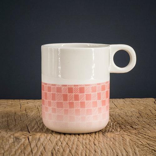 Mug rose 3