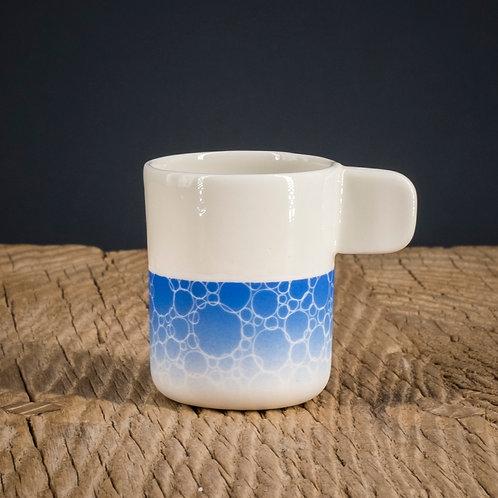 Tasse expresso bleue 3
