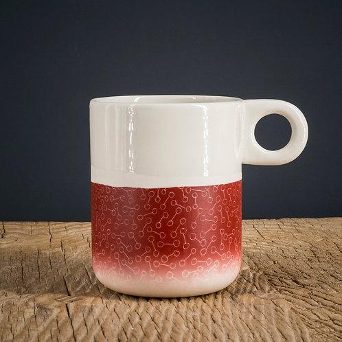 Mug bordeaux 2