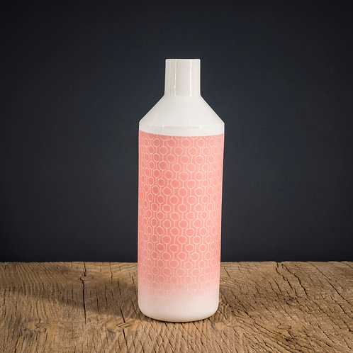 Grande bouteille rose 2