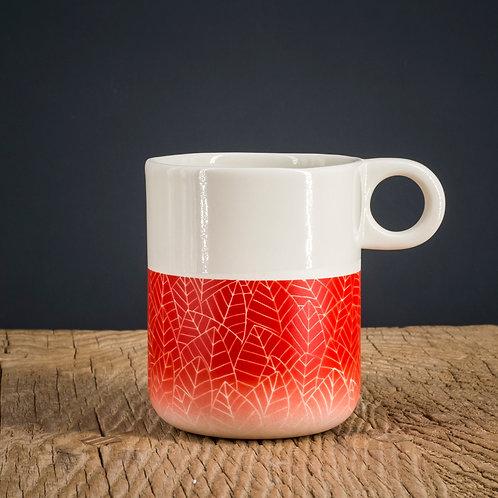 Mug rouge 2